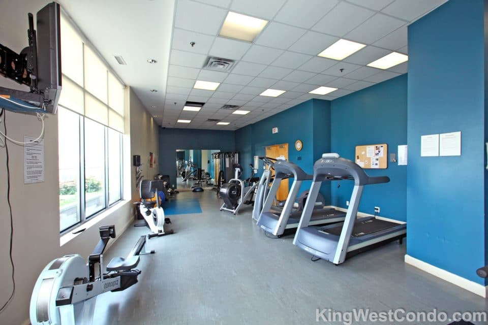 700 King St W - Westside Lofts - Gym - KingWestCondo.com